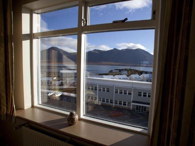 IJsland - Borgarnes - Hotel Borgarnes