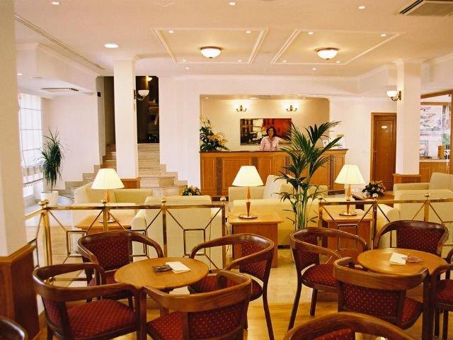 Opatija - Hotel Lovran *** - receptie