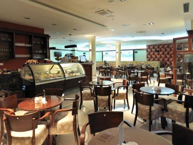 Mostar - Hotel Bristol **** - bar