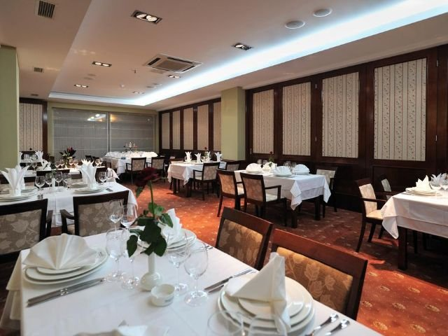 Mostar - Hotel Bristol **** - restaurant