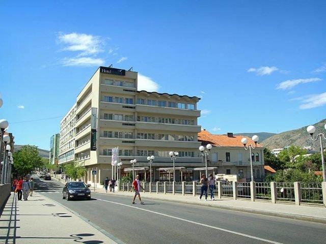 Mostar - Hotel Bristol **** - hotelaanzicht