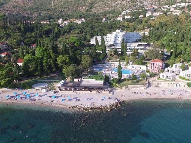 Mlini - Hotel Astarea *** - hotelaanzicht