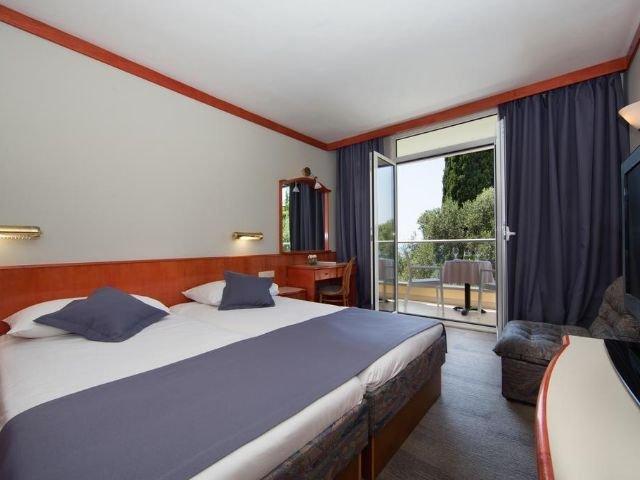 Mlini - Hotel Astarea *** - voorbeeldkamer