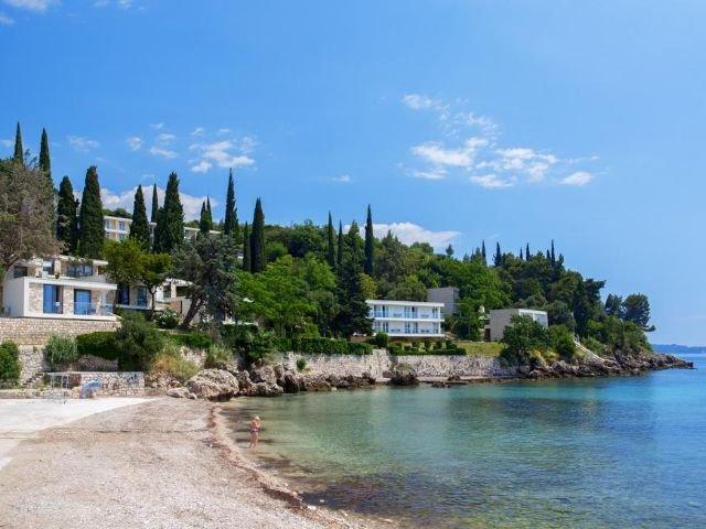 Mlini - Hotel Astarea *** - strand