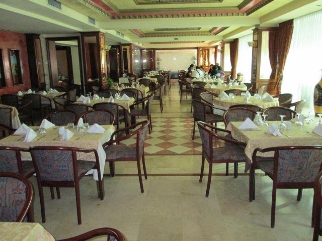 Helnan Chellah Hotel - restaurant
