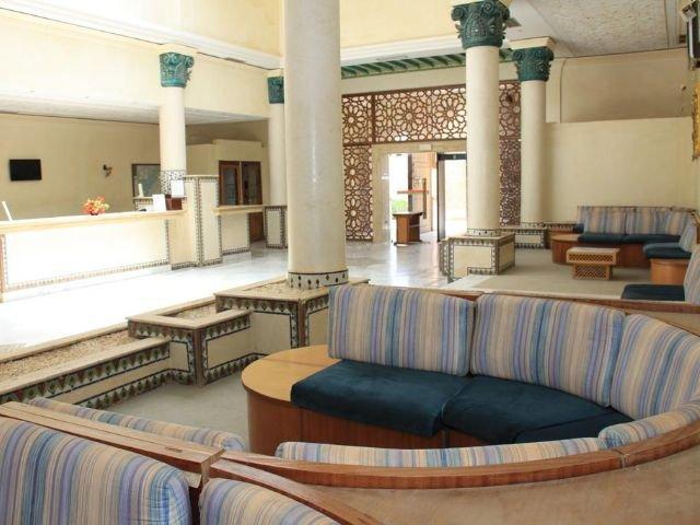 Belere Arfoud - lounge