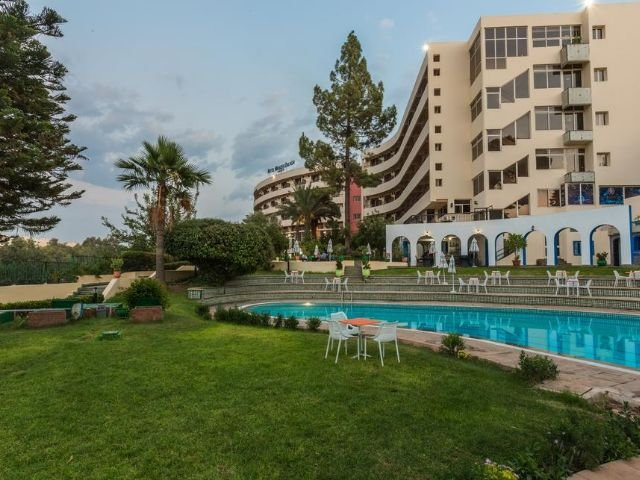 Hotel Menzeh Zalagh - zwembad