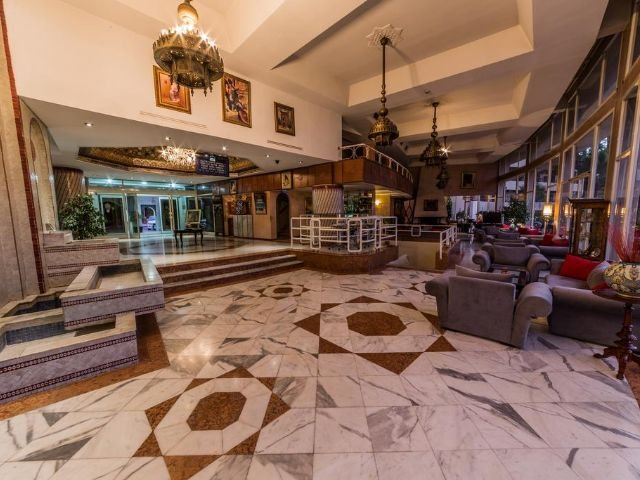Hotel Menzeh Zalagh - lounge