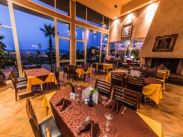 Hotel Menzeh Zalagh - restaurant
