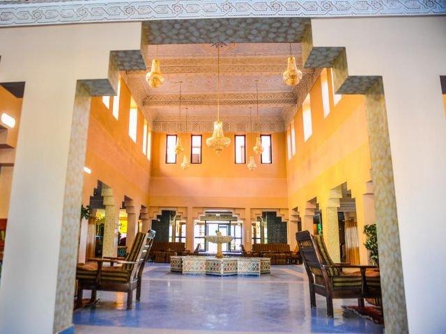 Bougafar Hotel - lobby