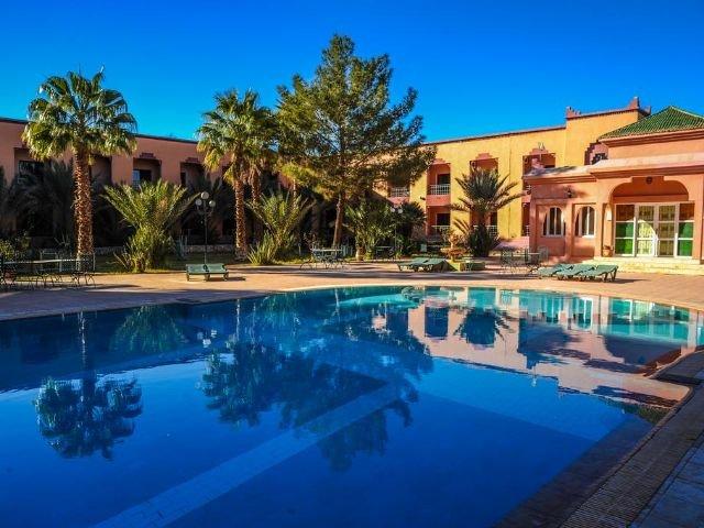 Bougafar Hotel - zwembad
