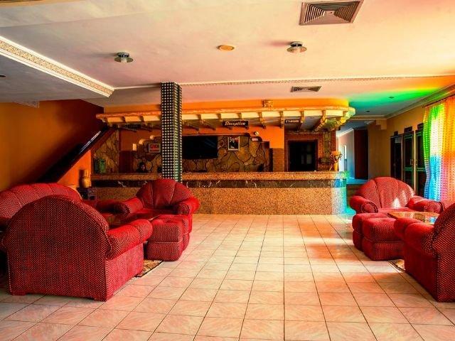 Bougafar Hotel - receptie
