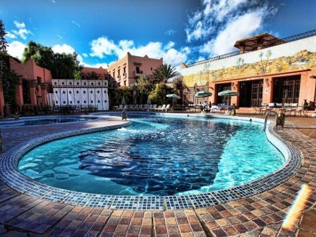 Hotel Club Hanane - zwembad