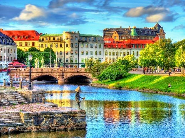 Zweden - Göteborg