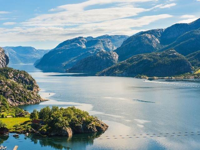 Noorwegen - Lysefjord