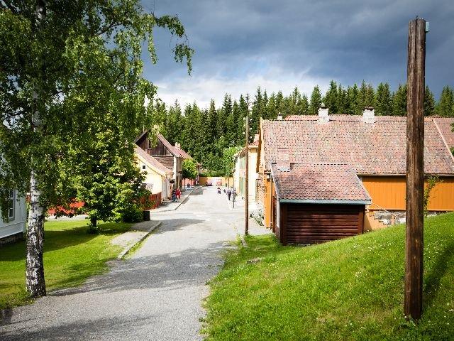 Noorwegen - Lillehammer - Openluchtmuseum Maihaugen