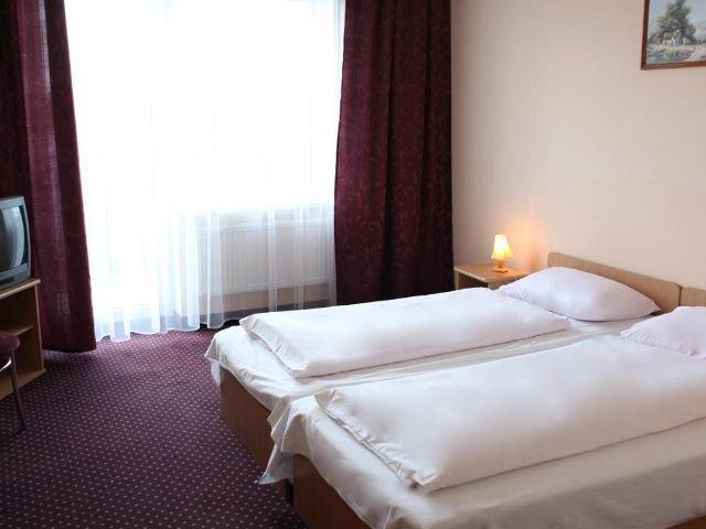 Mragowo - Hotel Huszcza *** - voorbeeldkamer