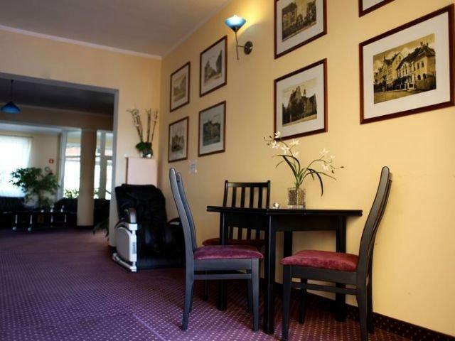 Mragowo - Hotel Huszcza *** - lounge