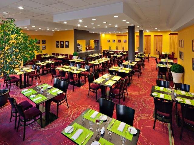 Krakau - Hotel Vienna House Easy Chopin*** - restaurant