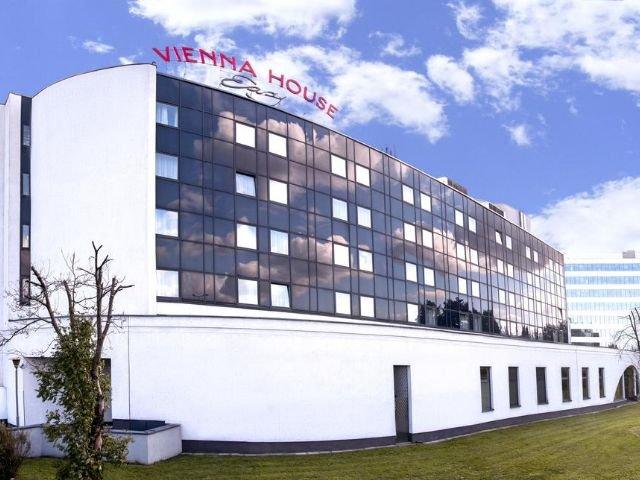Krakau - Hotel Vienna House Easy Chopin*** - aanzicht