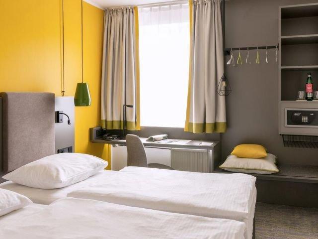 Krakau - Hotel Vienna House Easy Chopin*** - voorbeeldkamer