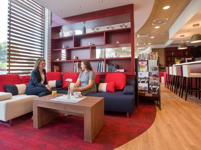 Wroclaw - Hotel Campanile Stare Miasto Wroclaw *** - lounge