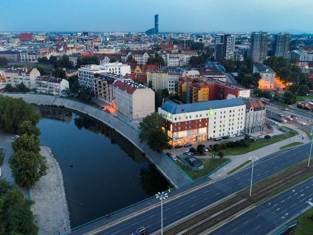 Wroclaw - Hotel Campanile Stare Miasto Wroclaw *** - hotelaanzicht