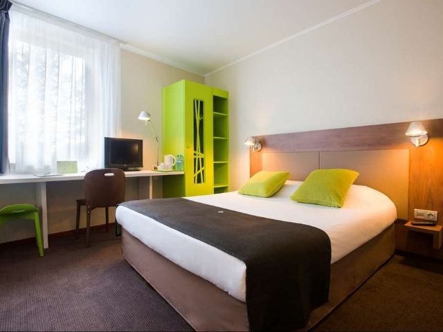 Wroclaw - Hotel Campanile Stare Miasto Wroclaw *** - voorbeeldkamer