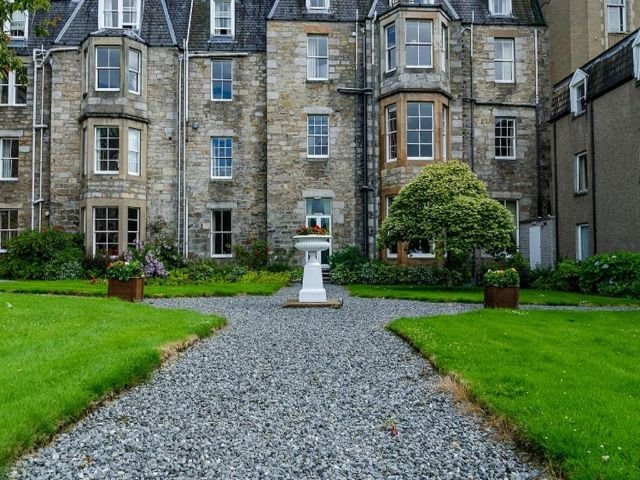 Schotland - Pitlochry - Fishers Hotel