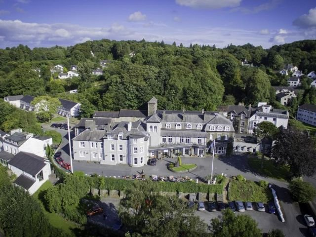 Groot-Brittannie - Noord Engeland - Lake District - Bowness on Windermere - Hydro Hotel
