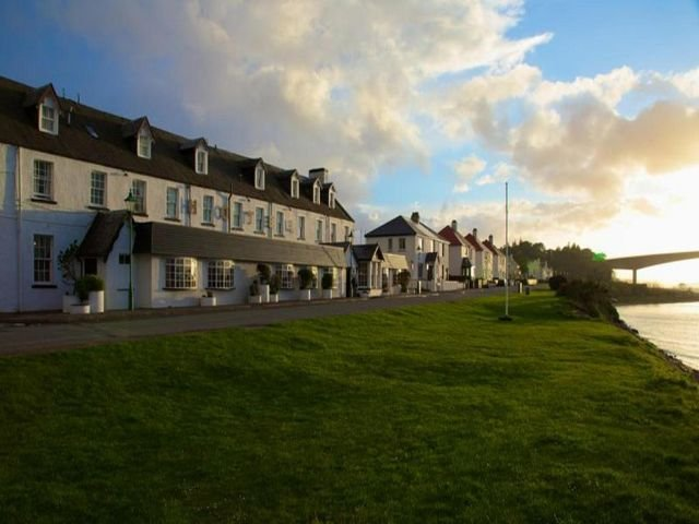 Groot-Brittannië - Schotland - Isle of Skye - Hotel Kings Arms