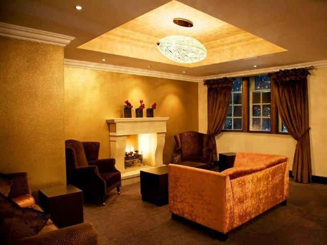 Groot-Brittannië - Schotland - Lanarkshire-Glasgow - The Popinjay Hotel