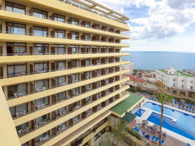 Spanje - Andalusië - Costa del Sol - Torremolinos - Gran Hotel Cervantes