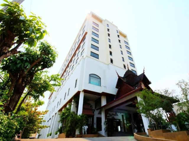 The Park Hotel - vooraanzicht