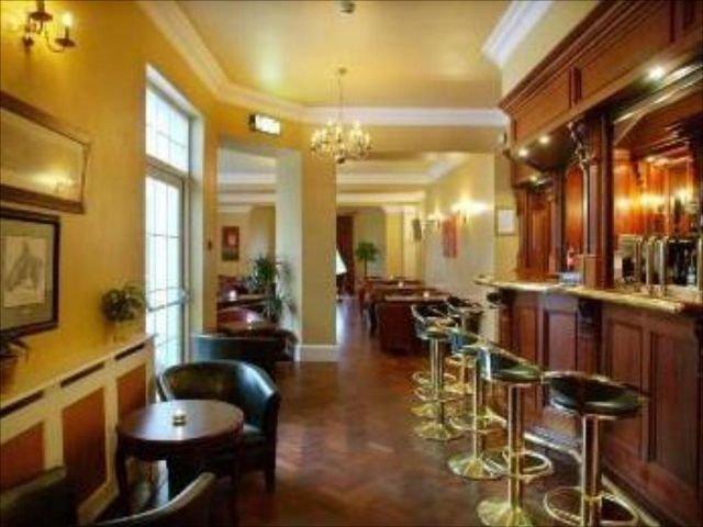 Ierland - omgeving Cork - Mallow - Springfort Hall Hotel