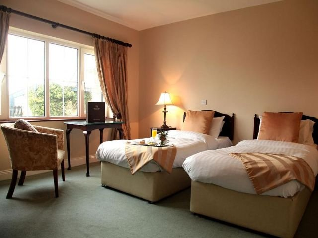 Ierland - omgeving Cork - Mallow - Springfort Hall Hotel