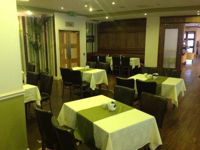 Ierland - County Galway - Tuam - Corralea Court Hotel