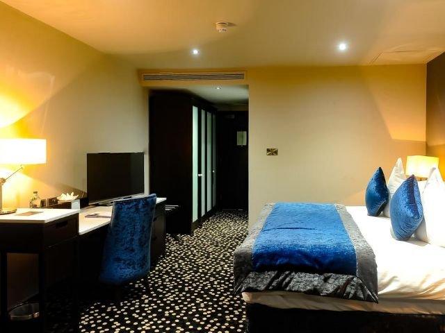 Noord-Ierland - Belfast - Ten Square Hotel Belfast
