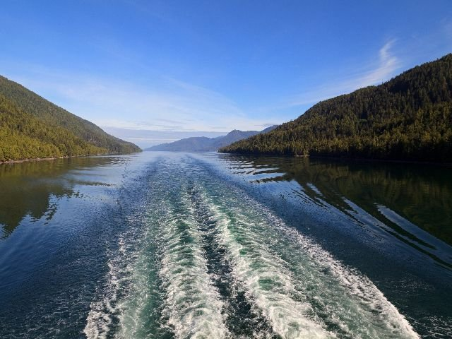 Canada - Inside Passage - boottocht
