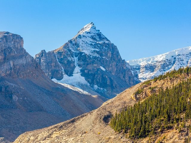 Canada - Jasper N.P. - bergen