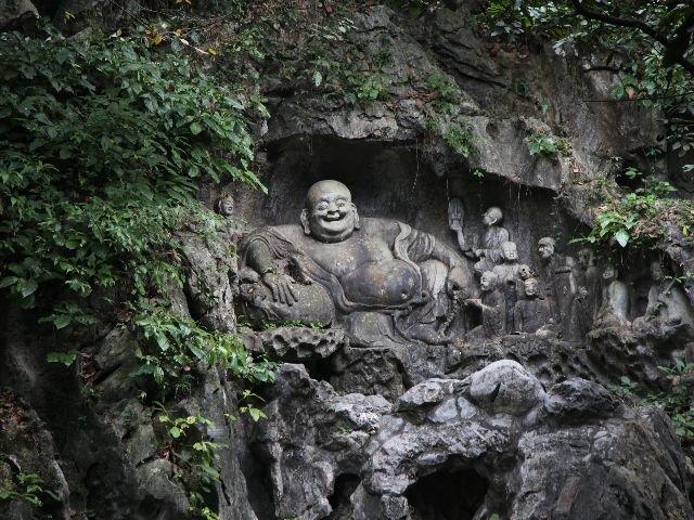 China - Hangzhou - Lingyin Si klooster