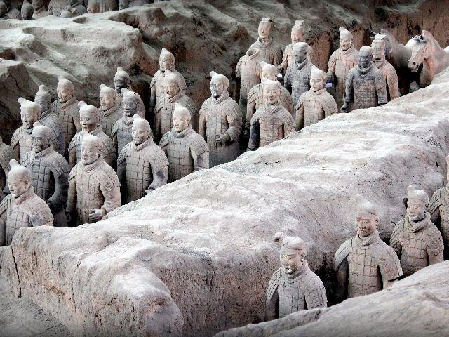 China - Xian - Terracotta Leger