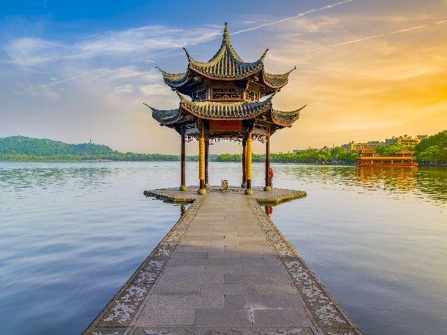China - Hangzhou - West Lake
