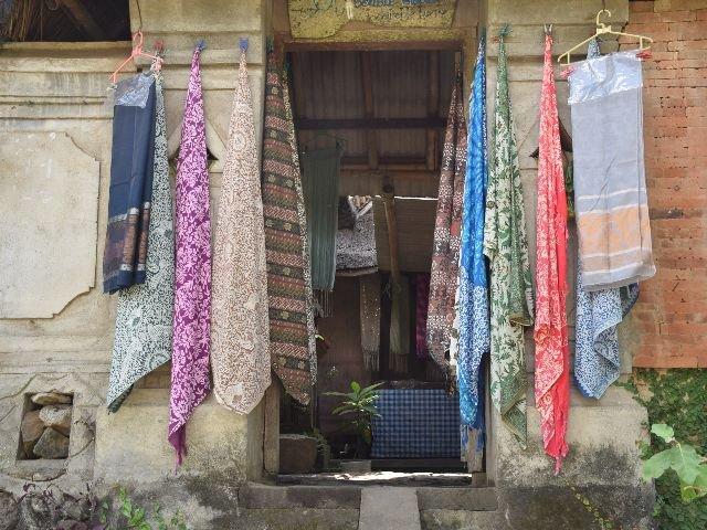 Bali - Tenganan - cultureel huis