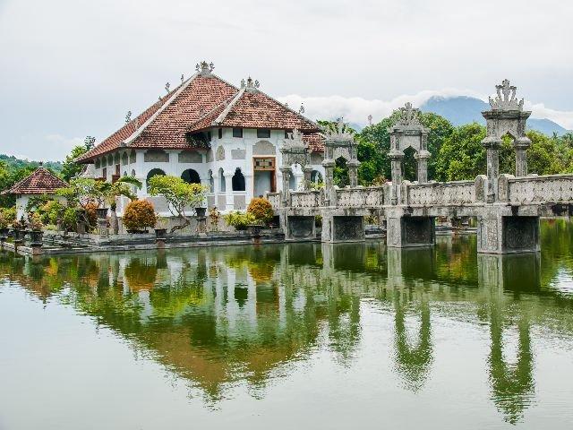 Bali - Candidasa - Water Palace
