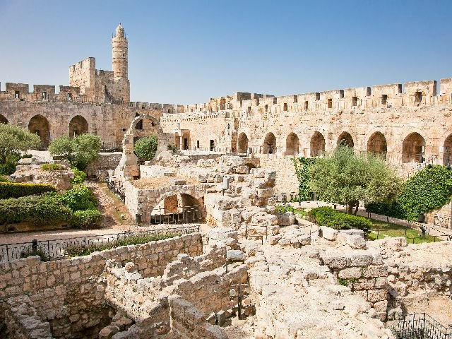 Israël - Jeruzalem - Tower of David