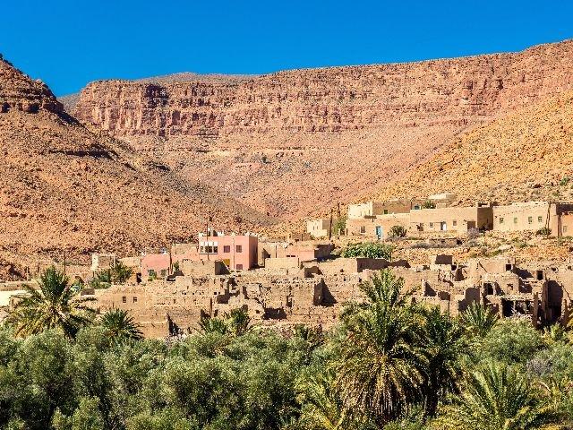 Marokko - Ziz vallei