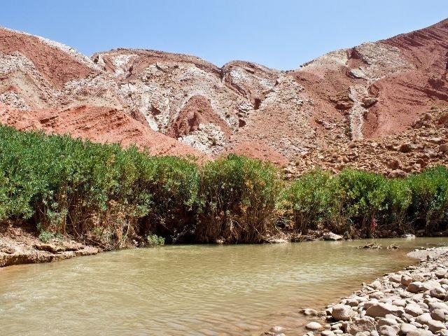 Marokko - Dades Gorge vallei