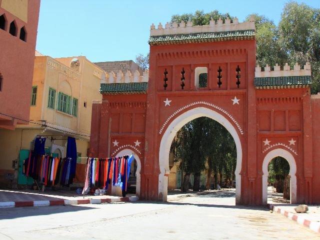 Marokko - Erfoud - Desert Gate