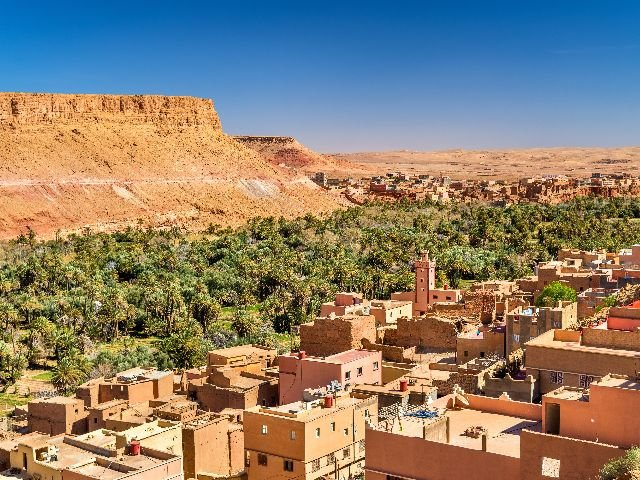 Marokko - Tinghir
